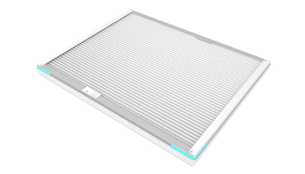 Fine Dust Filter For Nail Tables
