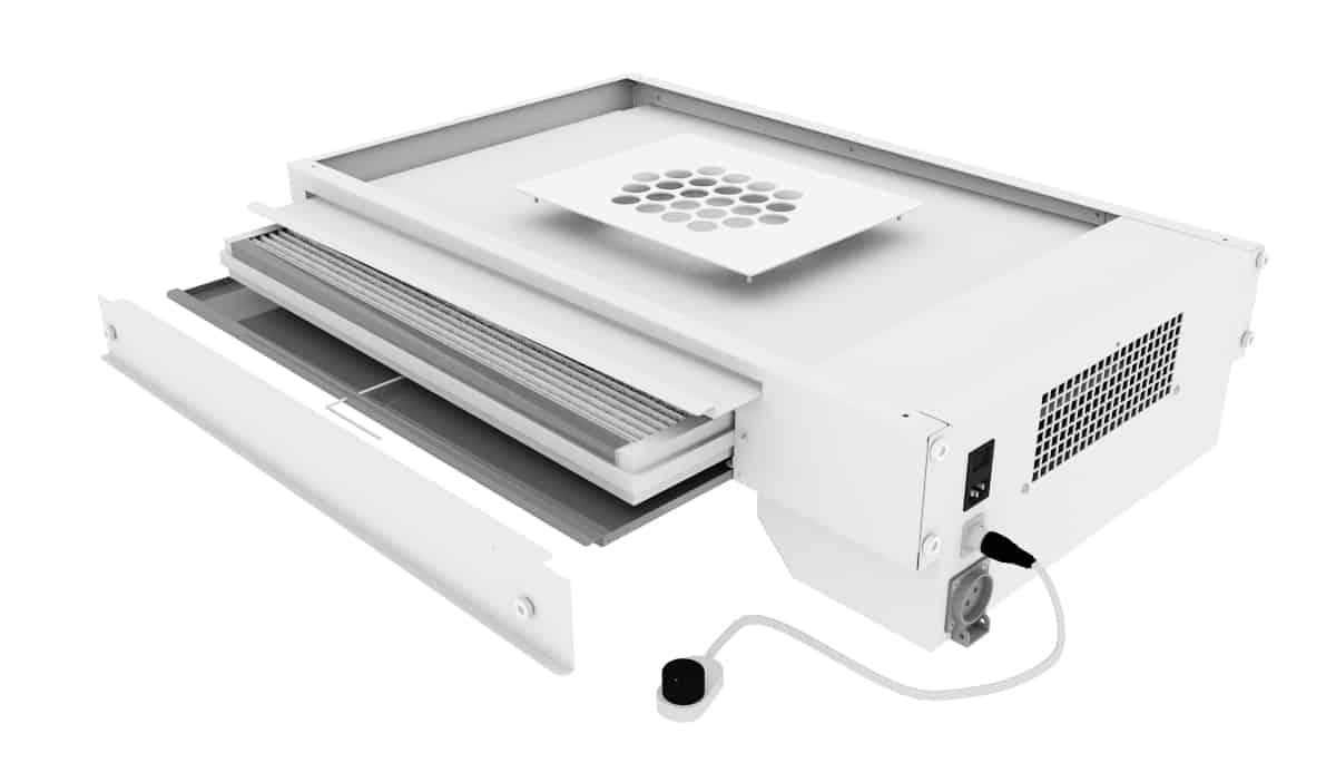 Dust Extractor L500 For Nail Tables